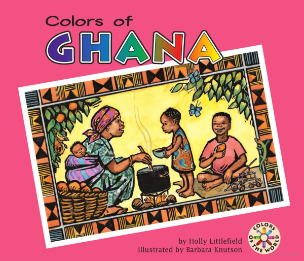 Colors of Ghana